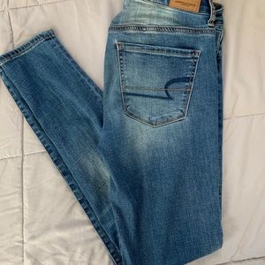 American Eagle Outfitters Super Stretch X Jeans